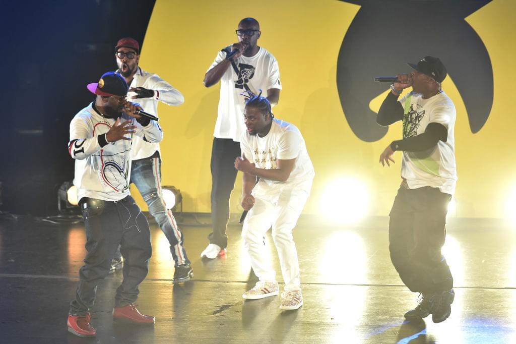 """SiriusXM & Pandora Launch """"Wu-Tang: The Saga Continues"""" Podcast"""