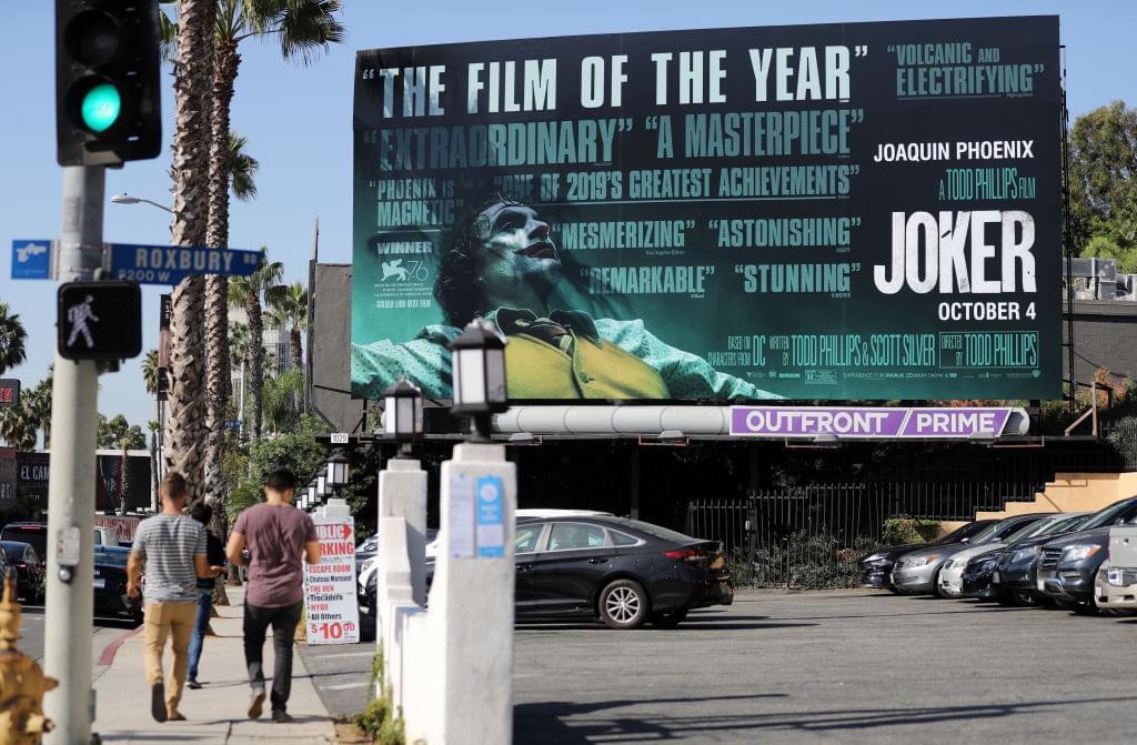 """Joker"" Breaks Box-Office Record With $93.5 Million Debut"