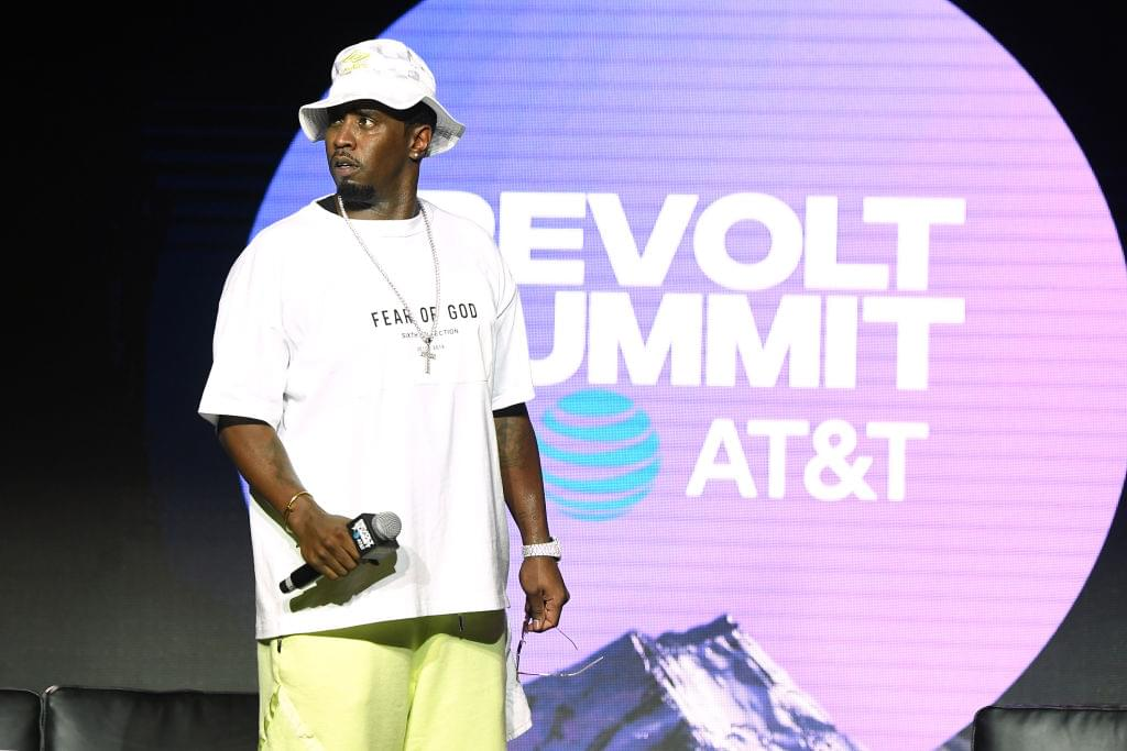 Diddy Set To Bring TDE, Snoop Dogg, Killer Mike & More To REVOLT Summit In L.A.