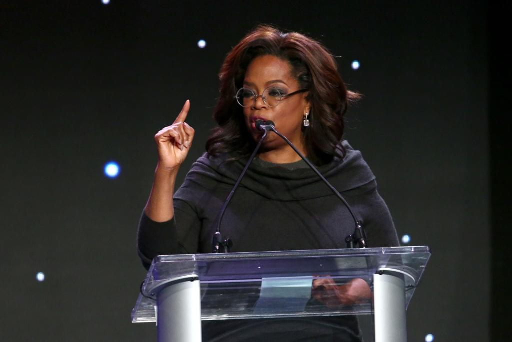 Oprah Talks About Her Decision Not To Have Children