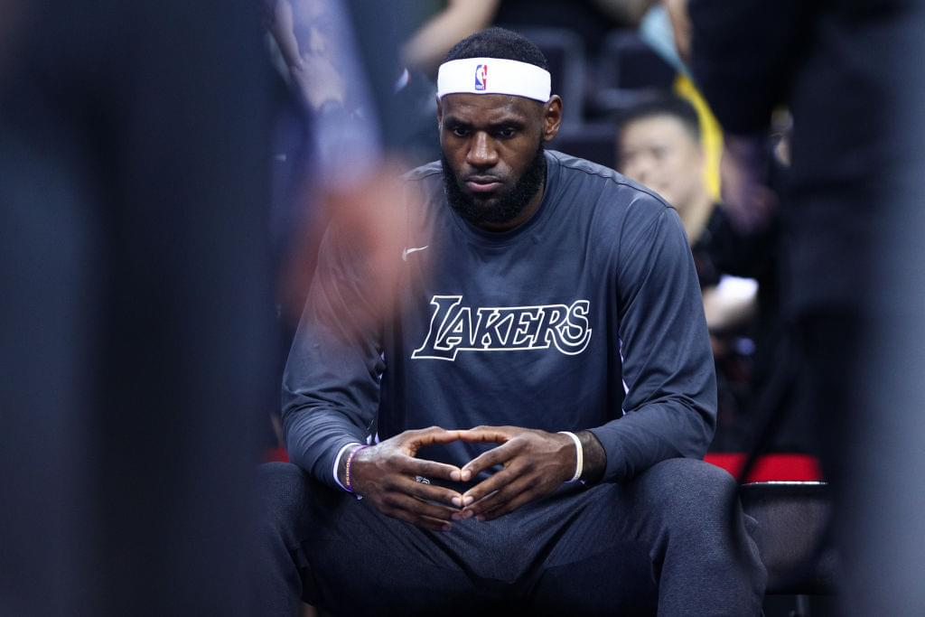 LeBron James Jerseys Burned In Hong Kong After Infamous China Statement
