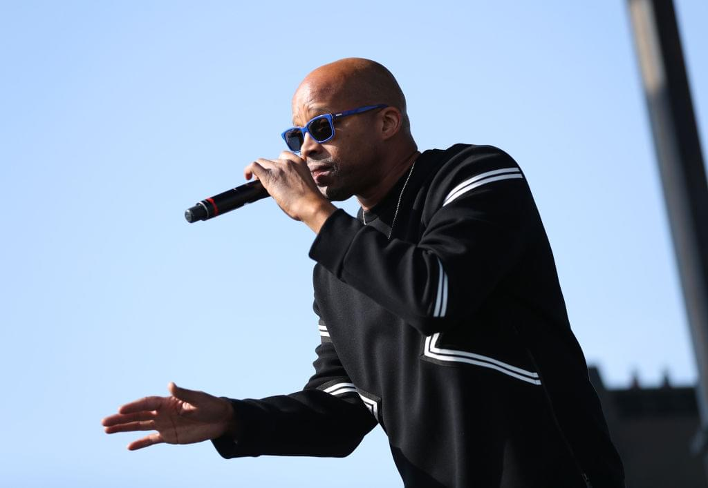 "Warren G Says ""Regulate"" Is A Top 5 Rap Song Of All Time"