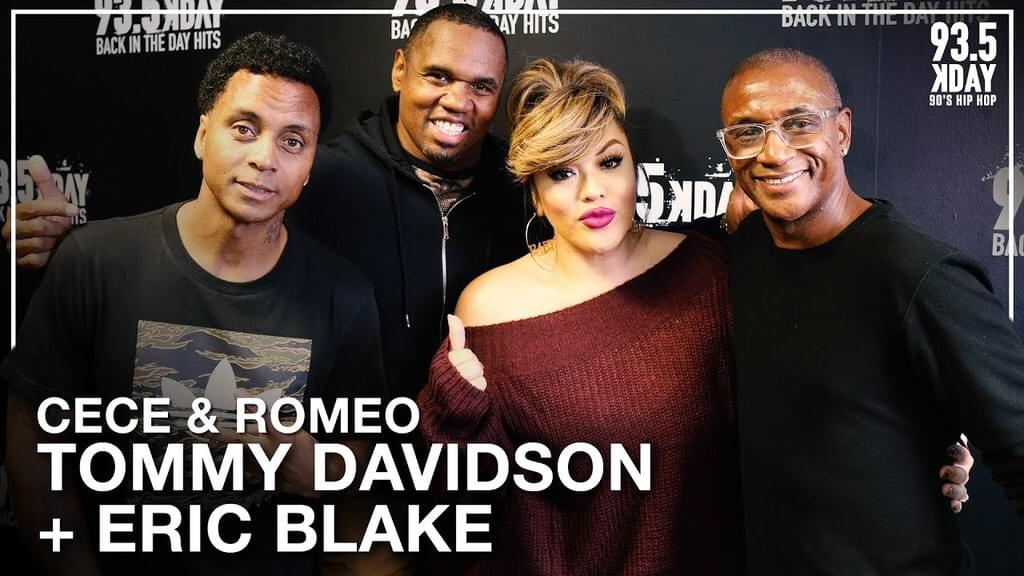 "Tommy Davidson Talks Upcoming Comedy Tour, ""In Living Color"", & Chooses Between Jennifer Lopez and Rihanna"
