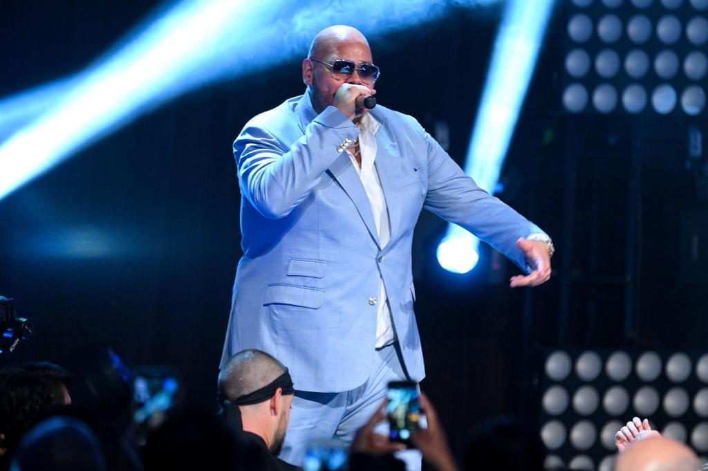 Fat Joe is Working on Comedy Series and Looking To Play Lead