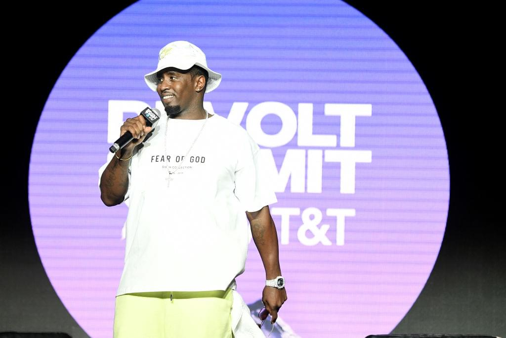 Diddy Is Legally Changing His Name To Sean 'Love' Combs