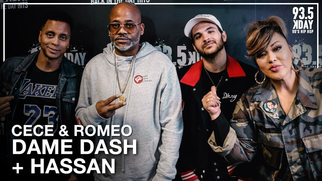 Dame Dash + Hassan Discuss New Album 'God Forbid' And Their Top 5 Rappers