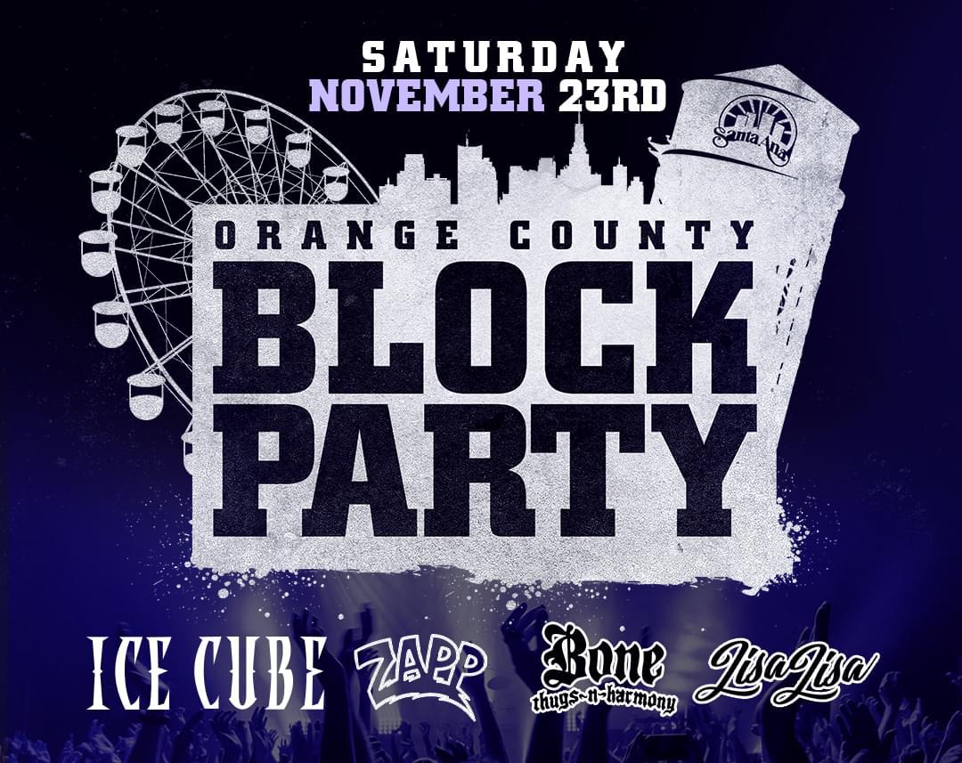 Orange County Block Party