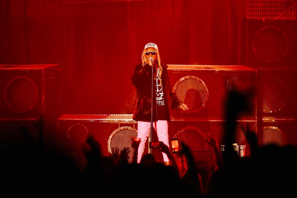 Lil Wayne Says He Doesn't Listen To Any Hip Hop Except For Himself & Tech N9ne