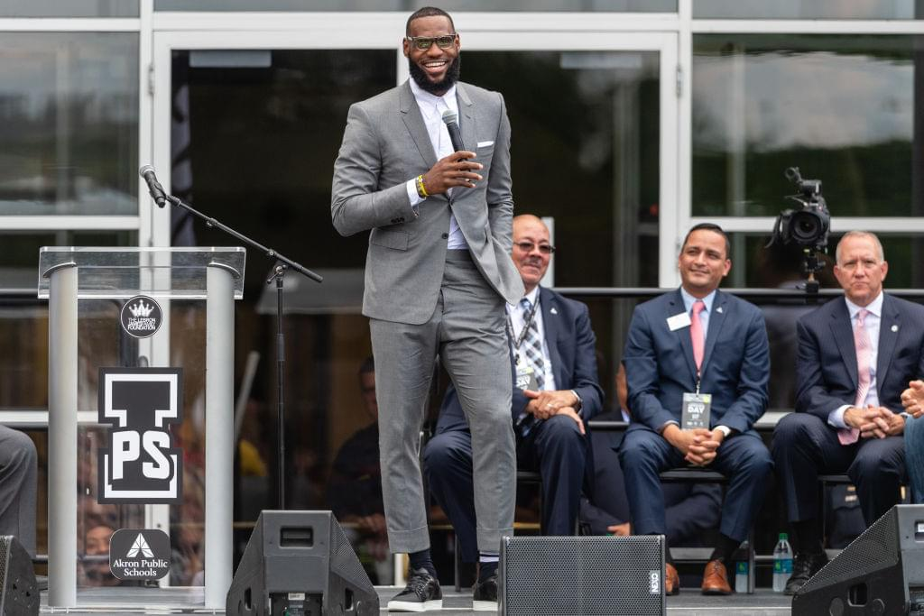"""LeBron James Looking To Build """"I Promise"""" Villages To House Low Income Families"""