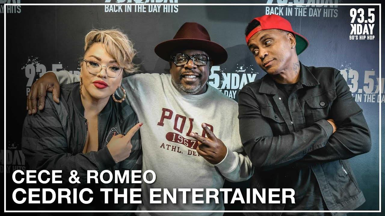 """Cedric The Entertainer on John Witherspoon, The Comedy Get Down, """"The Neighborhood"""" and More"""