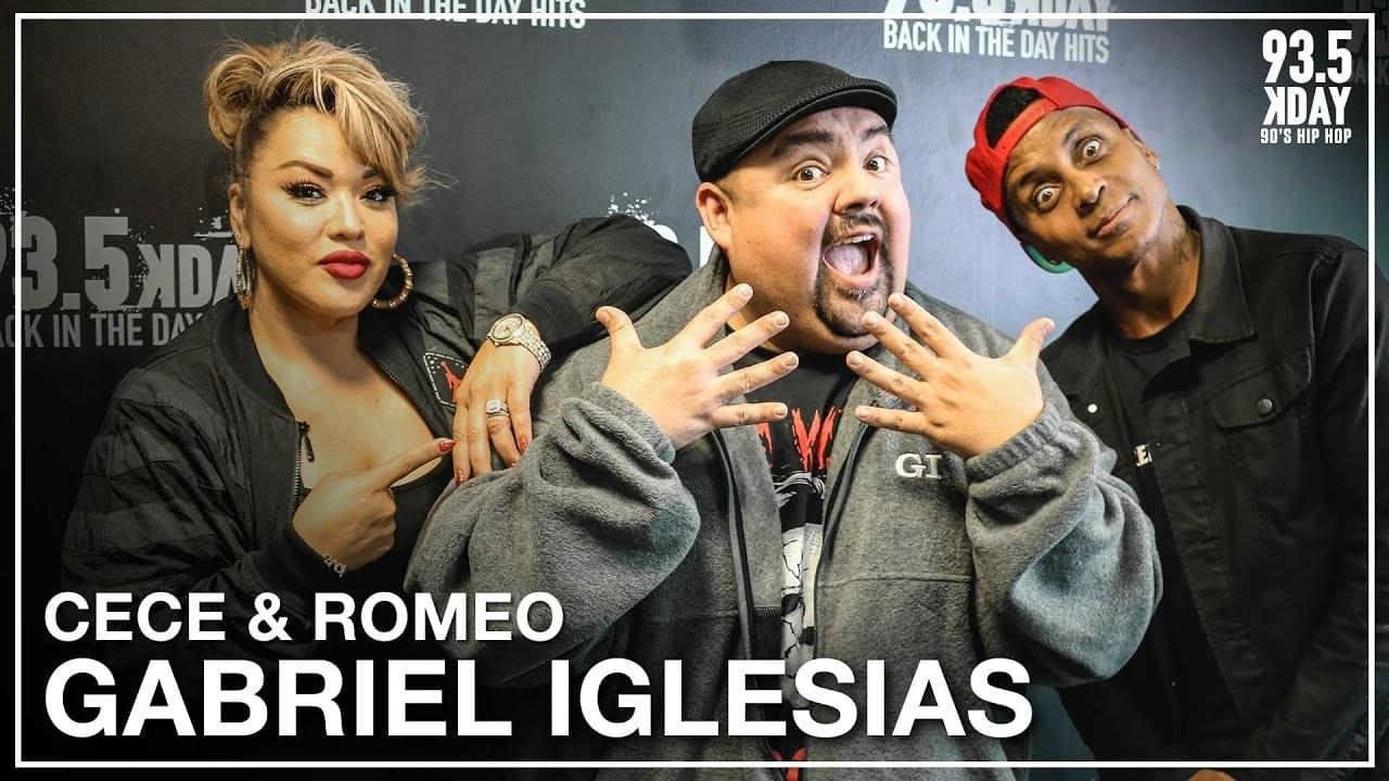 "Gabriel Iglesias on Netflix Show ""Mr. Iglesias,"" John Witherspoon, Tour & More"