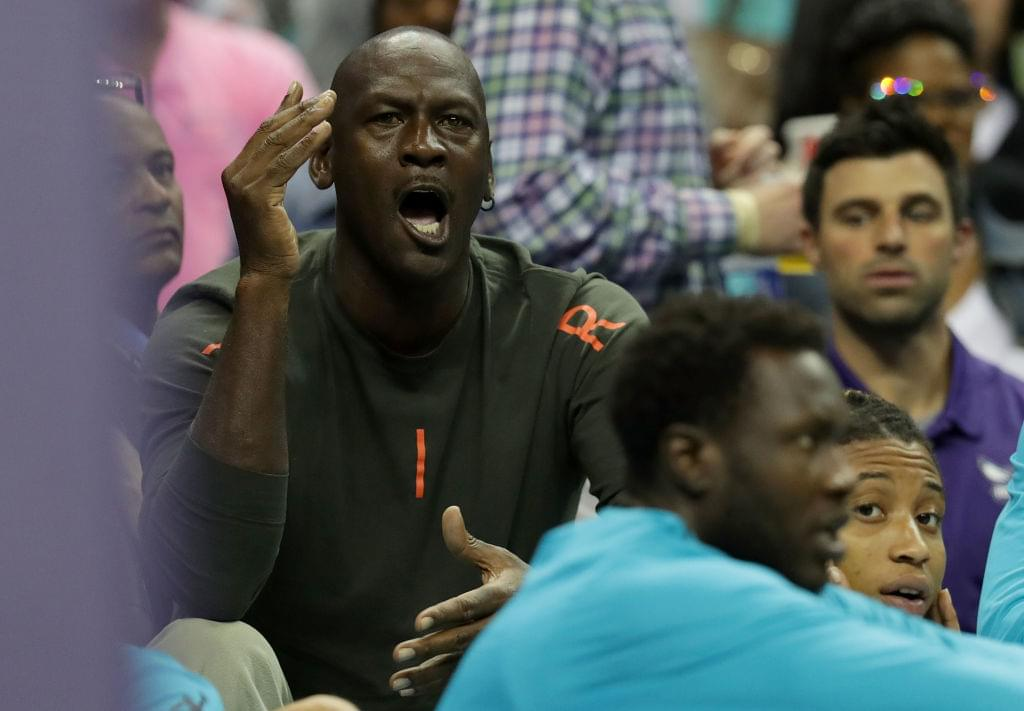 """Michael Jordan's Take on the NBA's Load Management: """"You're Paid To Play 82 Games"""""""