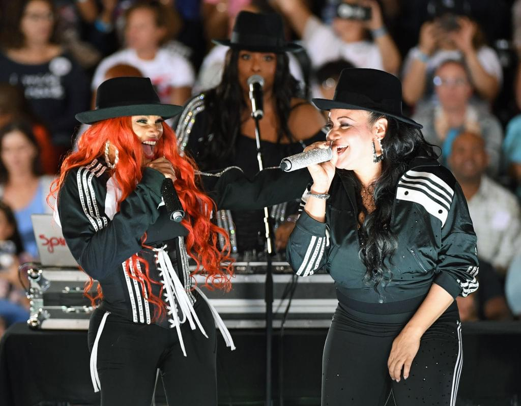 Check Out The Cast of Salt-N-Pepa's Biopic