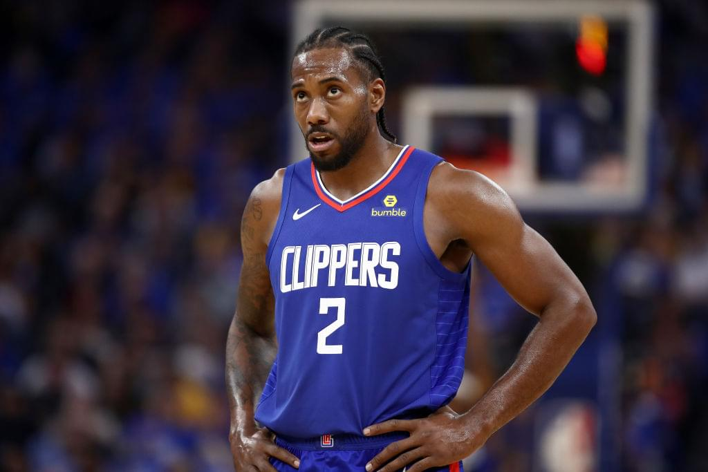 Kawhi Leonard Explains What Clippers Need To Do To Win The Title