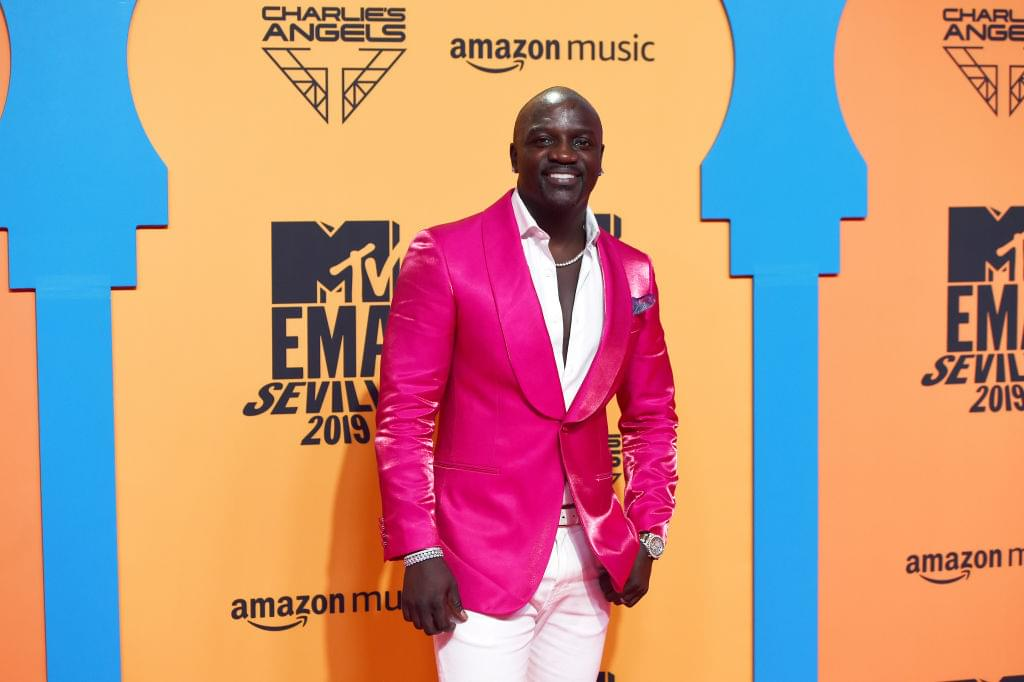Akon Says He Needs Kanye West To Run For President