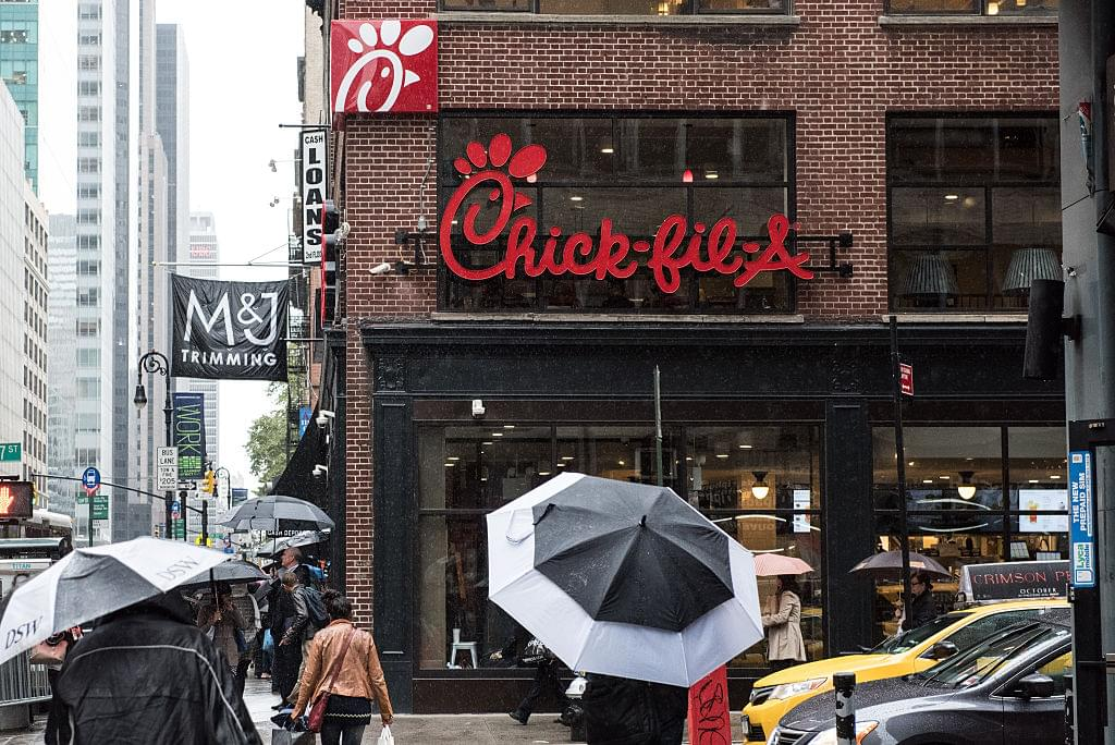 Chick-Fil-A Will Stop Donating To Anti-LGBTQ Organizations