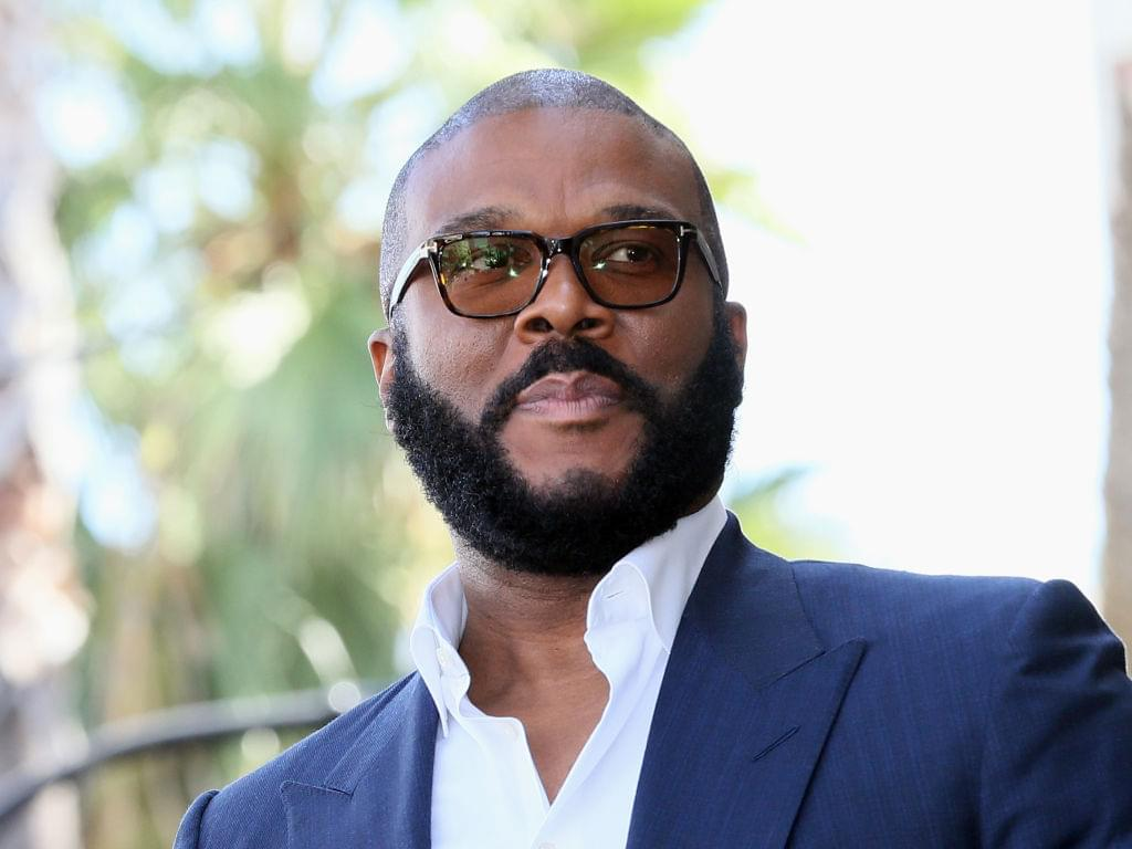 "Tyler Perry Announces His Netflix Debut With Upcoming Film ""A Fall From Grace"""