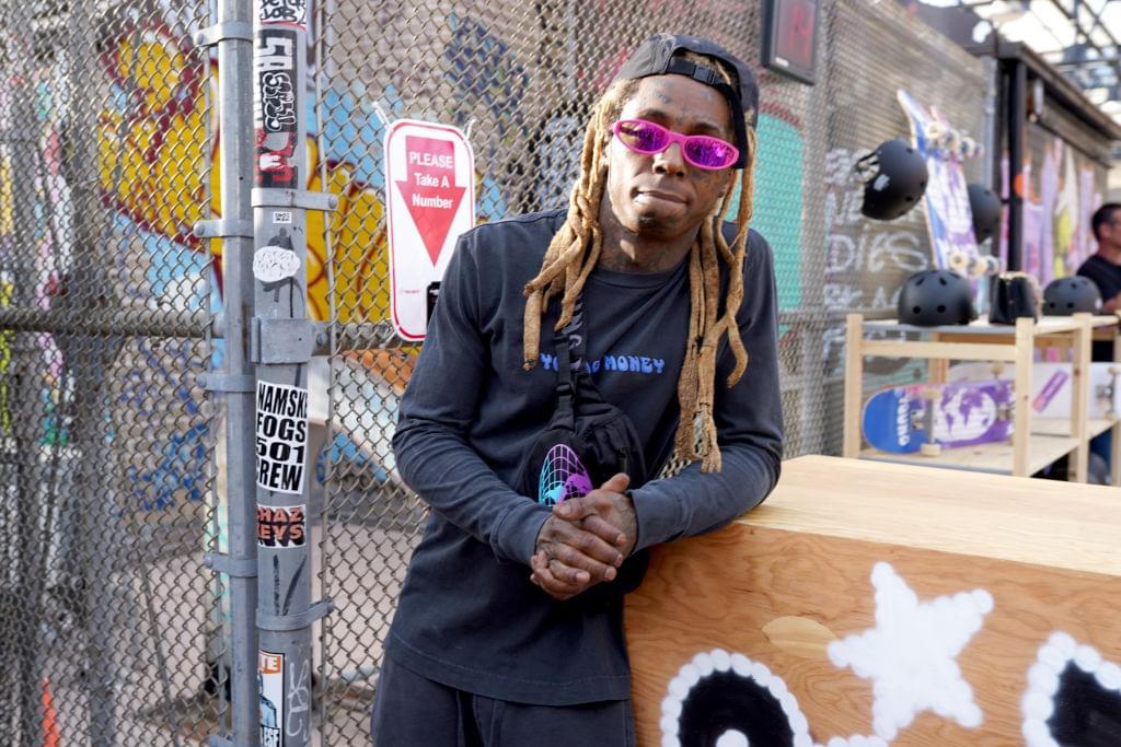 "Lil Wayne Has Unveiled His New Cannabis Brand ""GKUA Ultra Premium"""