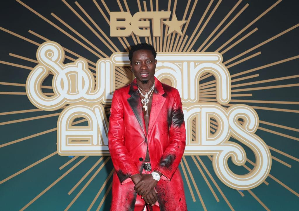 [WATCH] Michael Blackson Ran Out Of Gas In LA and Was Helped Out By a Stranger