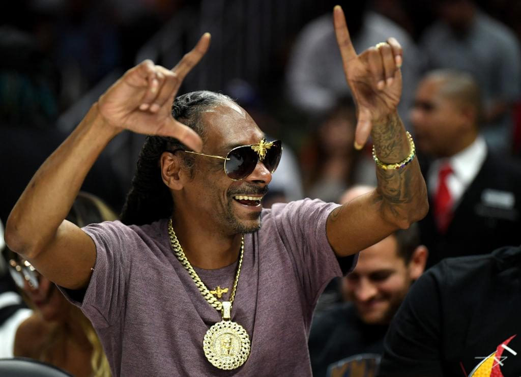 Snoop Dogg Officially Joins NHL 20 As Guest Commentator & Playable Character