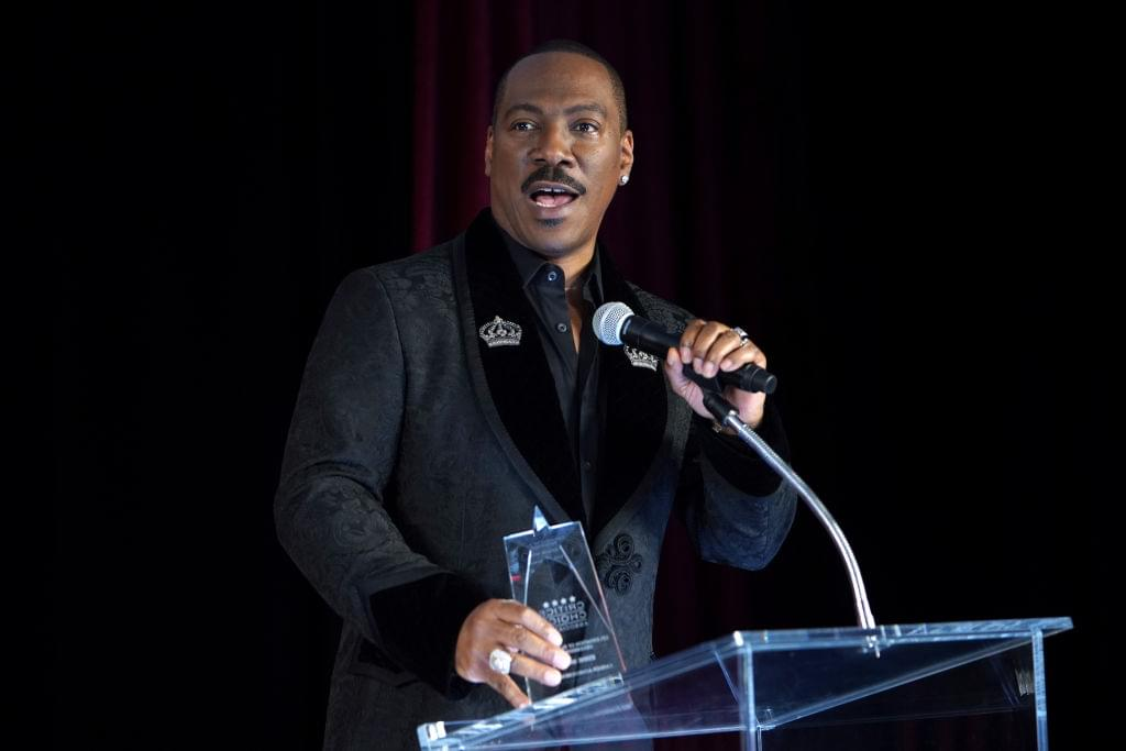 Eddie Murphy Says He Needs Nine Months To Prepare For a Stand Up Comedy Return