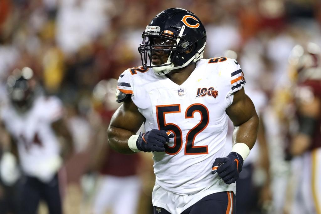 Chicago Bear's Khalil Mack Pays Off 300 Walmart Holiday Layaway Accounts