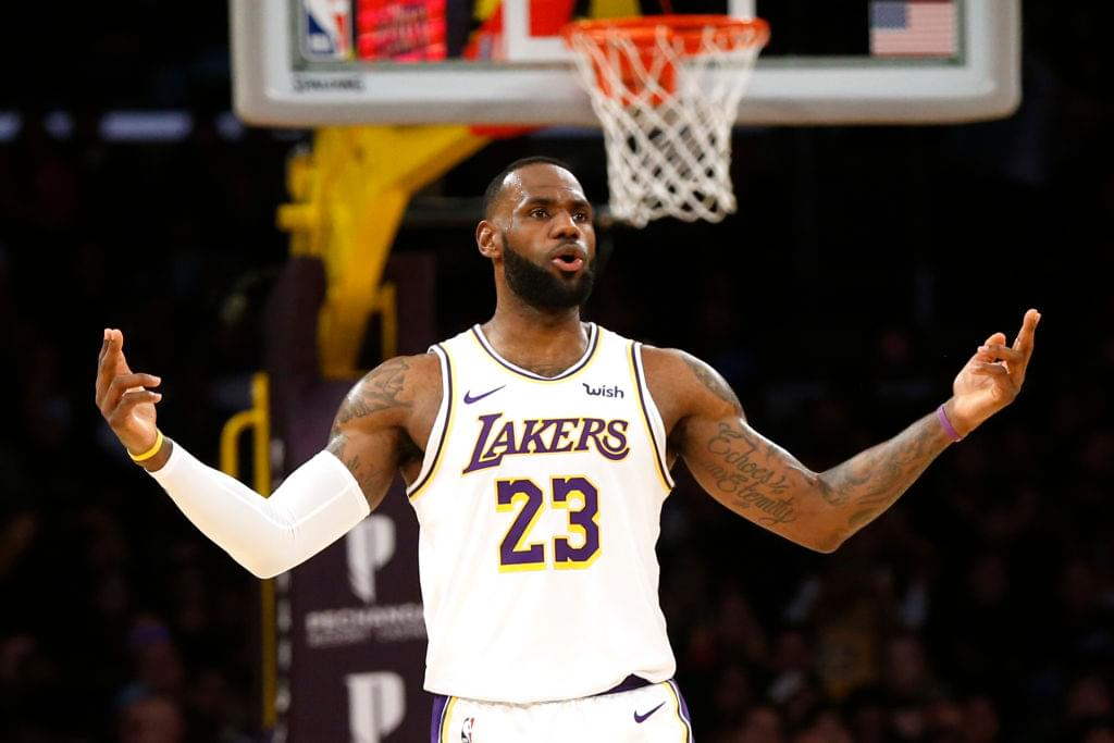 LeBron James Says He Had Lost His 'Love For The Game' After Losing 2011 Finals