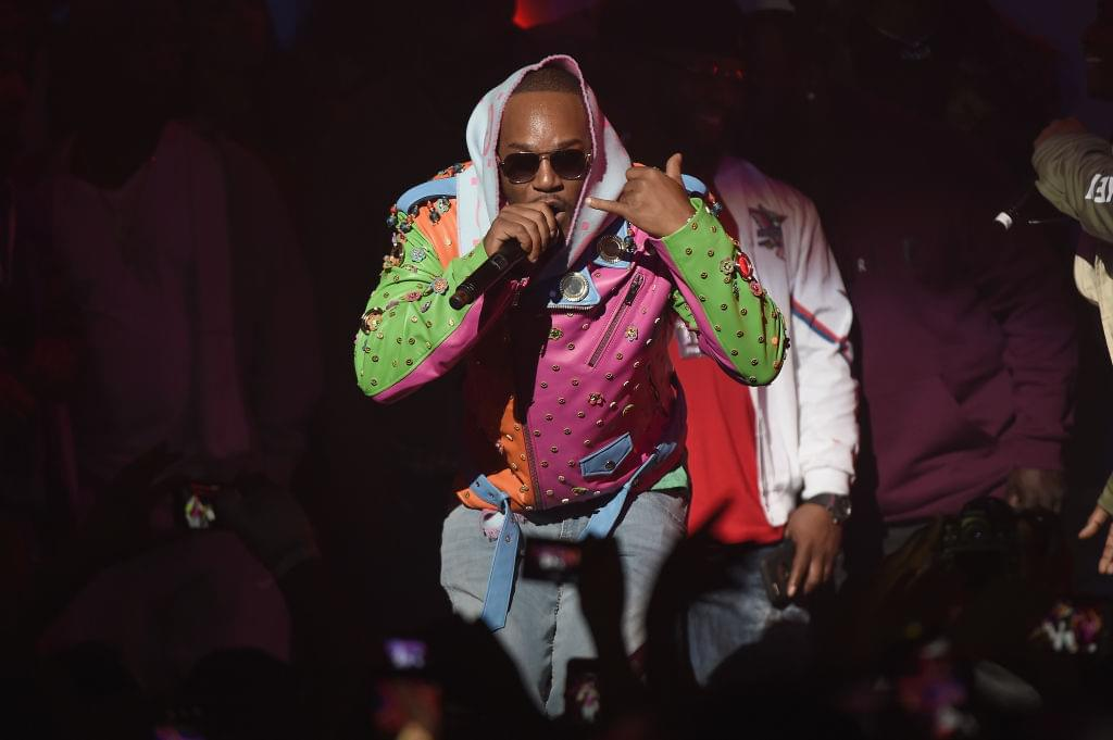 Cam'ron Questions Existence Of Dinosaurs