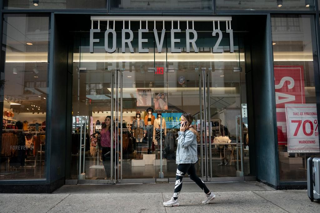 Forever 21 Set To Close 12 Stores in Southern California & Lay Off Employees