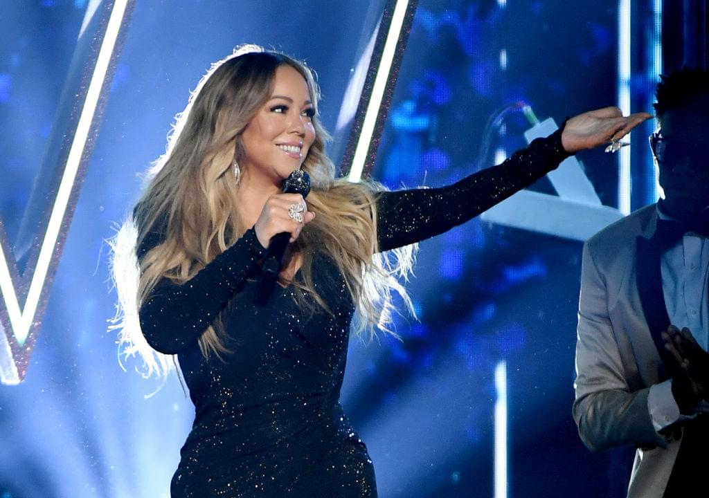 Mariah Carey's 'All I Want for Christmas Is You' Hits No. 1 on Billboard Hot 100