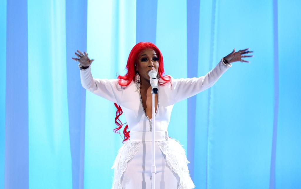 K. Michelle Says She's Happy Tekashi's Getting Out Early