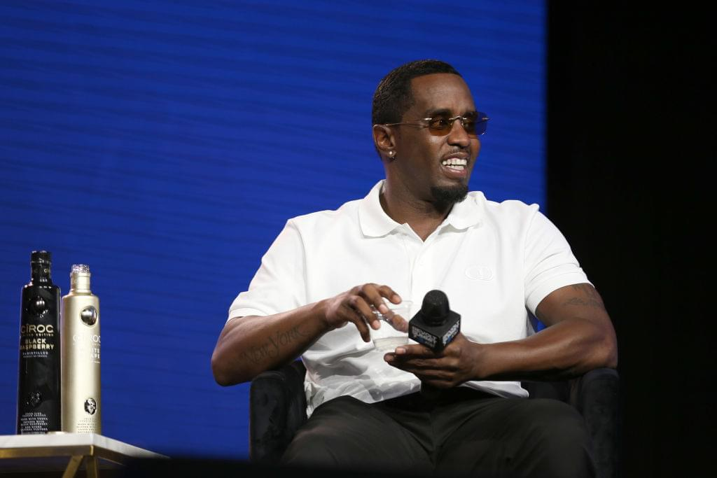 Diddy's Set To Receive The Industry Icons Award at Pre-Grammy Gala