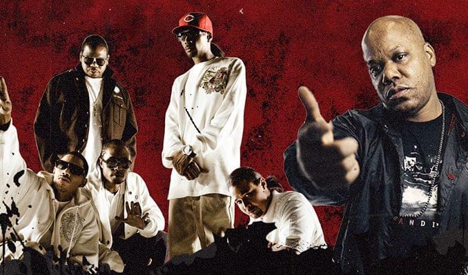Bone Thugs N-Harmony + Too $hort @ NOVO