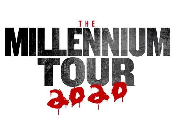 The Millenium Tour 2020 @ The Forum