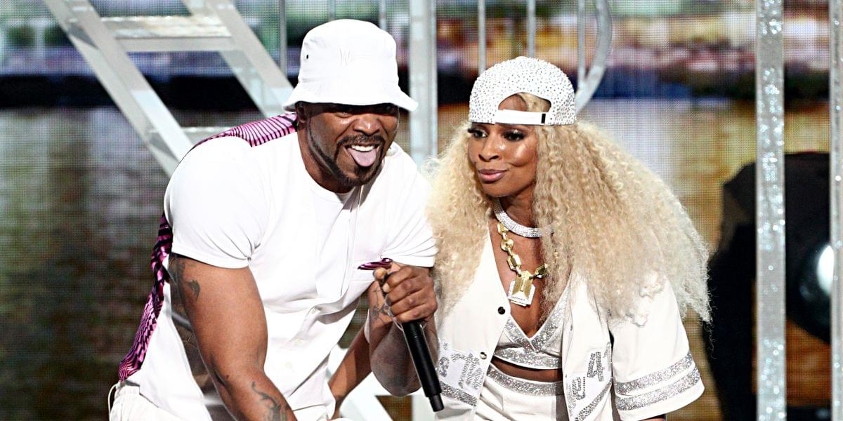 "Method Man & Mary J. Blige Will Star In ""Power"" Spin-Off Series"
