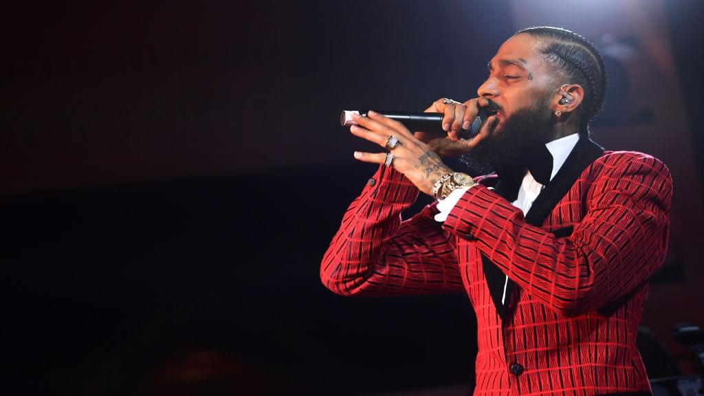 Grammys Allegedly Planning Nipsey Hussle Tribute During Award Show