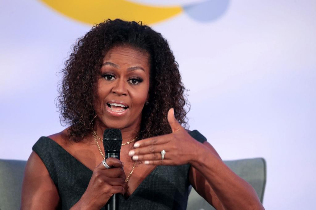 Michelle Obama Wants To Register High School Voters For Their First Election