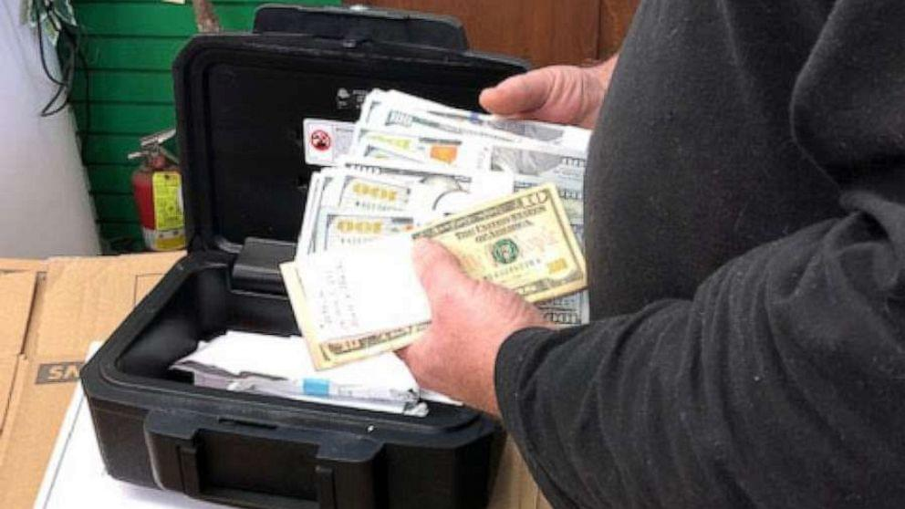 Michigan Man Finds $43,000 in a Thrift Store Couch