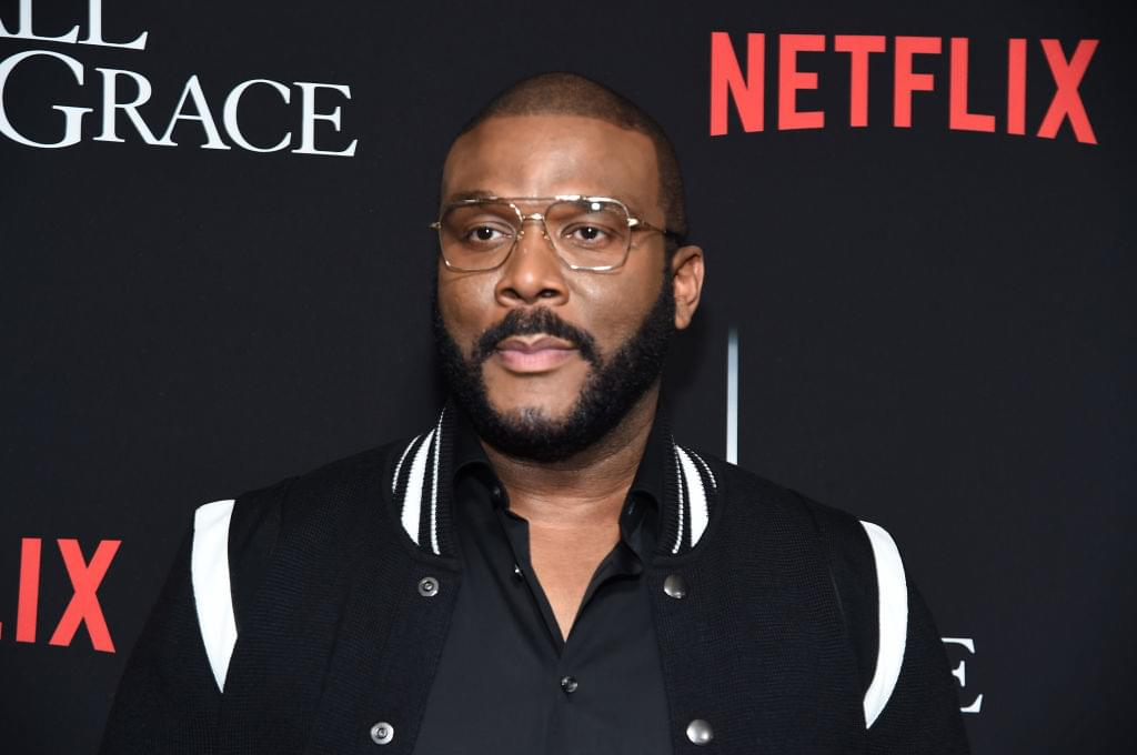 "Tyler Perry's ""A Fall From Grace"" Was Reportedly Filmed In 5 Days"