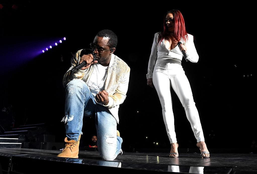 Diddy & Faith Evans Set To Honor Biggie At Rock & Roll Hall Of Fame Induction