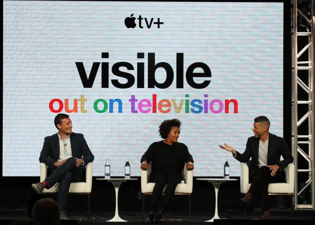 "Apple TV Releases Incredible Trailer For LGBTQ Docuseries ""Visible"""