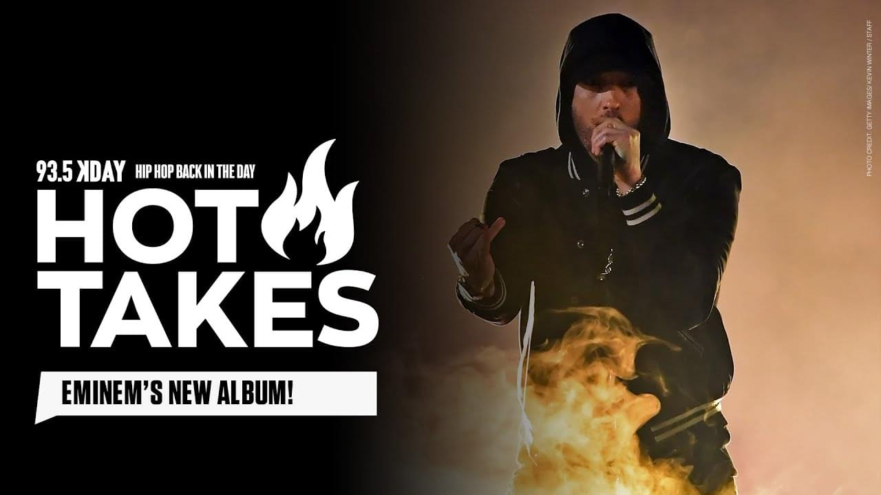#HotTakes: Royce Da 5'9 Is The Real MVP Of Eminem's 'Music To Be Murdered By'