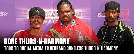 """Are Bone Thugs-N-Harmony Rebranding As """"Boneless Thugs-N-Harmony"""" ?!"""