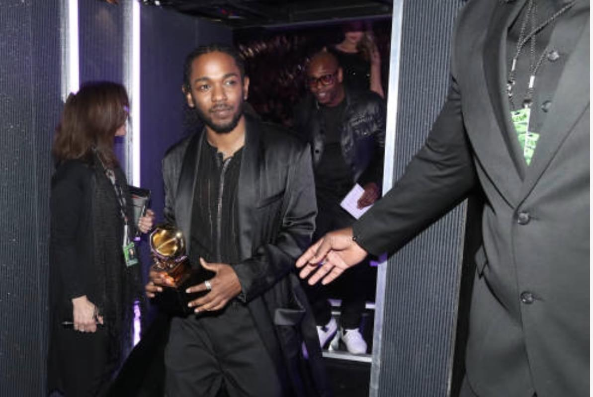 Kendrick Lamar May Be Hitting The Big Screen