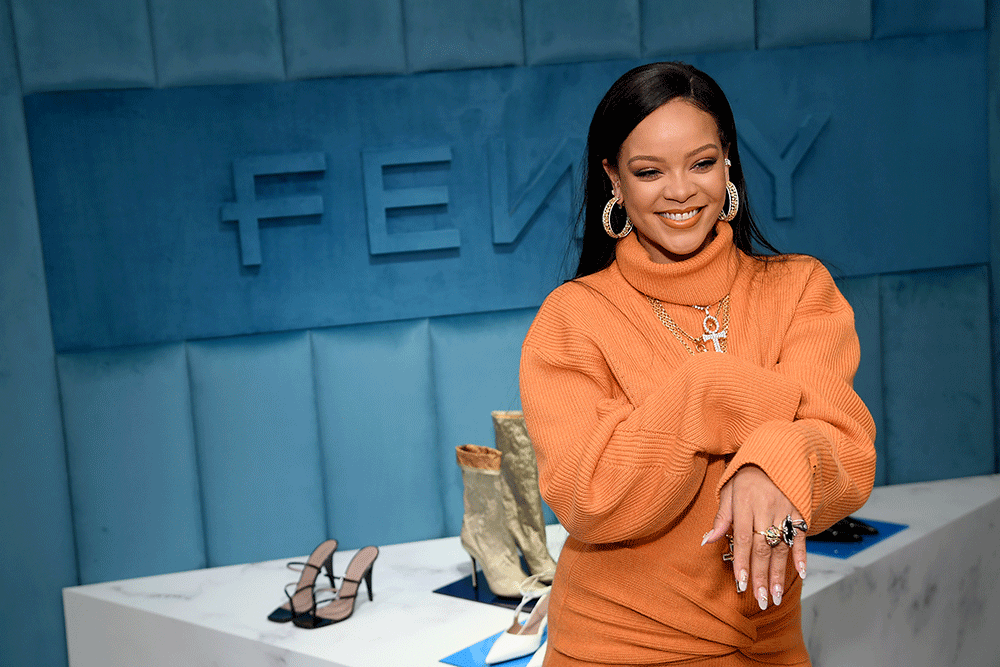Rihanna Is Going To Invest In Content Creators