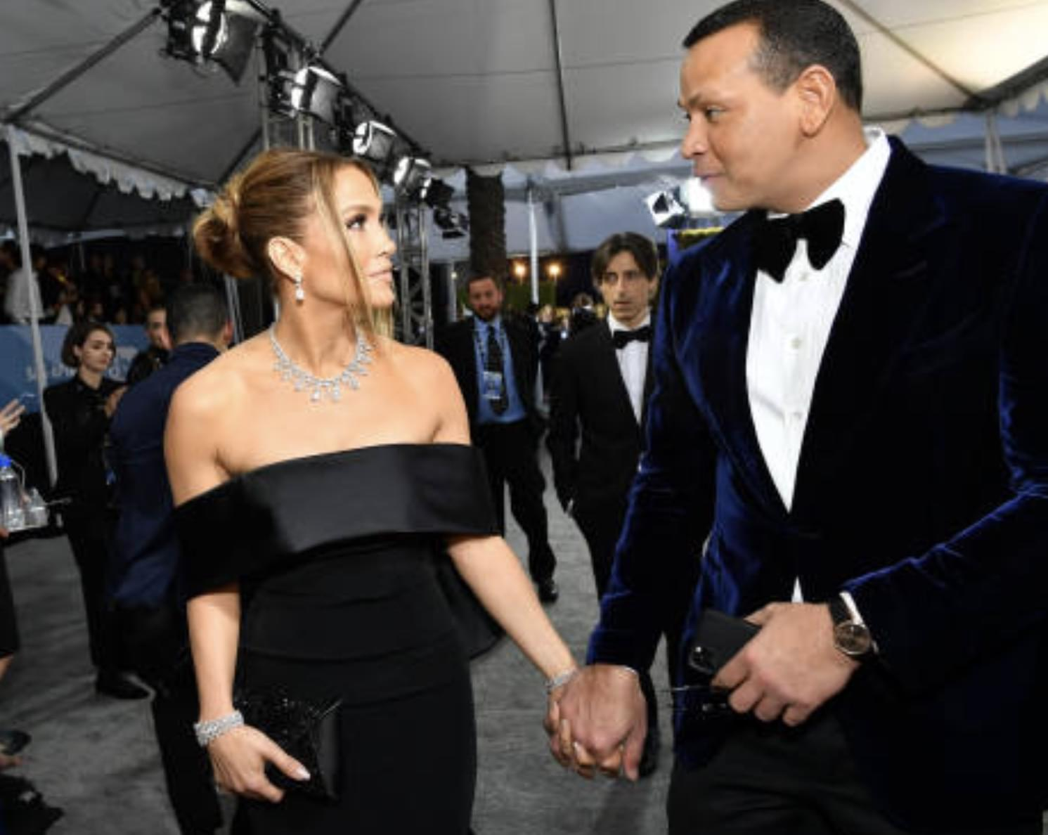 Jlo and Alex Rodriguez Go On A Double Date With Prince Harry and Meghan Markle