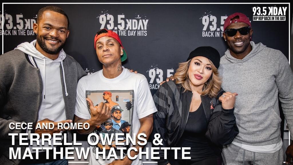 Terrell Owens & Matthew Hatchette Speak On If Antonio Brown Should Come Back To NFL