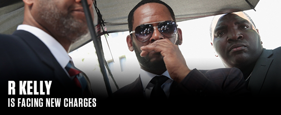 R. Kelly Is Facing New Charges