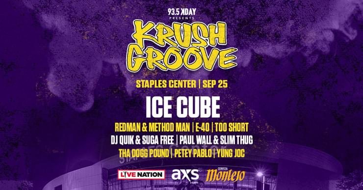 Krush Groove 2020