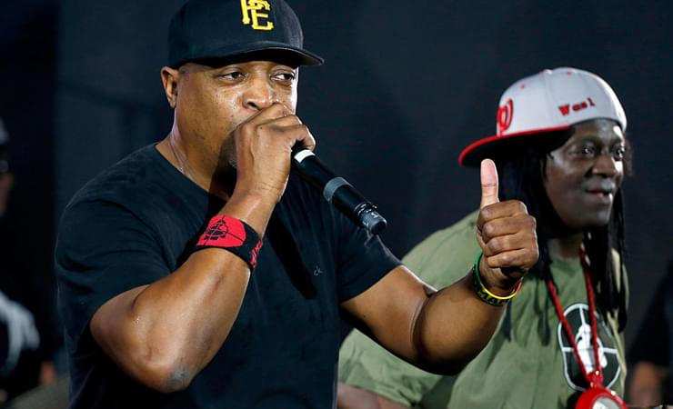 "Public Enemy's Chuck D & Flavor Flav Confess to April Fool's Day ""Firing""  Hoax"